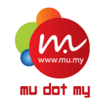 Logo - MU DOT MY PLT